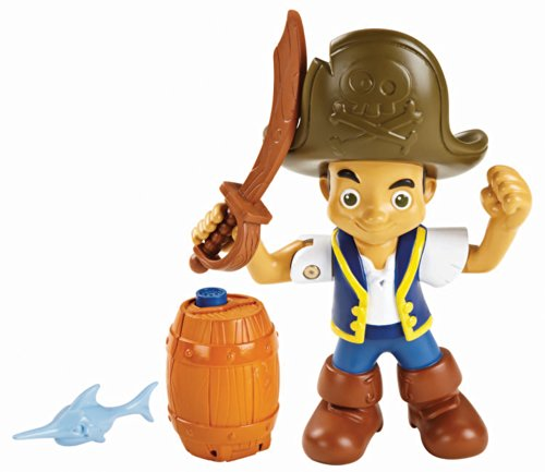 Fisher-Price Jake and The Never Land Pirates Action Figure Pack - Jake - 1