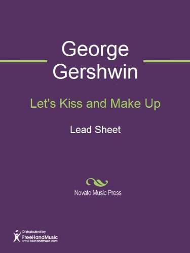 Let's Kiss and Make Up Sheet Music