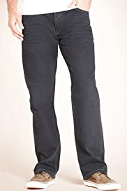 North Coast Straight Leg Denim Jeans [T17-6960N-S]