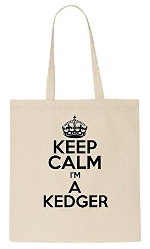 keep-calm-im-a-kedger-tote-bag