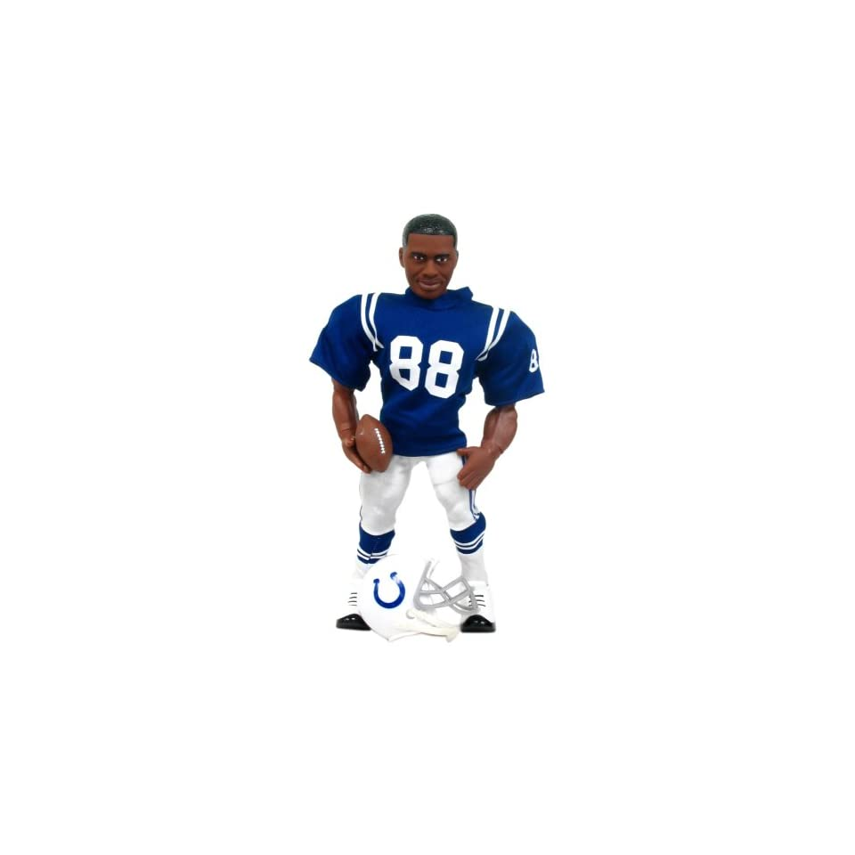 Marvin Harrison in an Indianapolis Colts Uniform Toys & Games