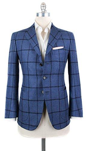 new-cesare-attolini-blue-sportcoat-40-50