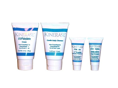 Kinerase Normal to Oily Skin Travel Kit
