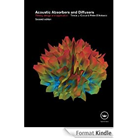 Acoustic Absorbers and Diffusers: Theory, Design and Application, Second Edition