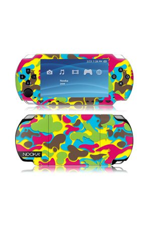 MusicSkins Nooka - Multi Camo - Gaming Skins,Accessories for Unisex