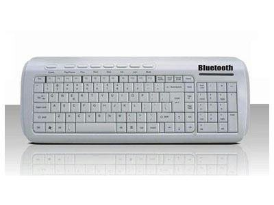 Kinamax Bt-Kbrd Bluetooth Wireless Multimedia Slim Keyboard For Computers And Sony Ps3 - Driverless