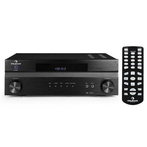 Auna AV2-H388 HDMI Amplifier Surround Sound Receiver -1200W