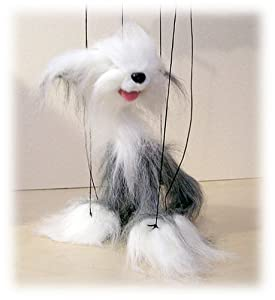 Sunny Puppets Sheep Dog Marionette from Sunny Puppets