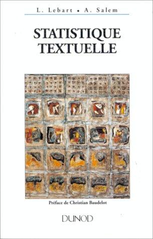 Statistique textuelle