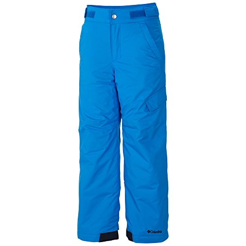 Columbia Little Boys' Ice Slope II Pant, Hyper Blue, X-Small