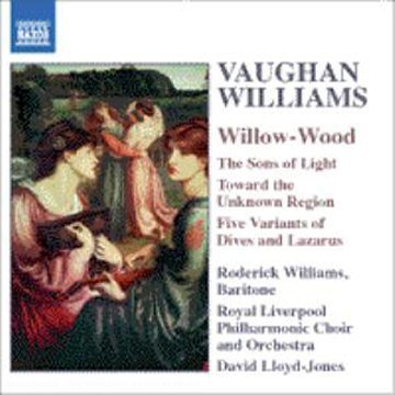 Vaughan Williams:  Willow Wood by R. Vaughan Williams