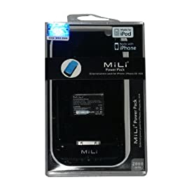 MiLi Power-Pack For iPhone 3G/3GS