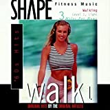 Shape Fitness Music - Walk 1: '60s Hits