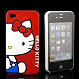 Hello Kitty Hard Case Cover for Apple iPhone 4 4G