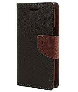 WiittyOwl Mercury Diary Wallet Style Case For HTC Desire 626 (Brown)