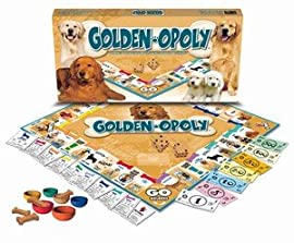 Golden Retriever-Opoly