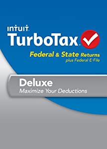 TurboTax Deluxe Mac Fed + Efile + State 2013 + Refund Bonus Offer [Old Version]