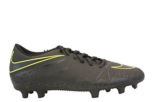 Nike Hypervenom phade ii fg - Scarpe da calcio, Uomo, colore Nero (black/black), taglia 45
