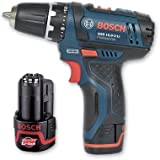 Cutting-Edge Bosch GSR10.8-2-LI Drill Driver Li-Ion 10.8V [Cleva Edition]