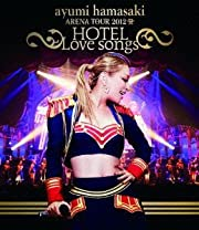 ayumi hamasaki ARENA TOUR 2012 A(ロゴ) ~HOTEL Love songs~ (Blu-ray Disc)