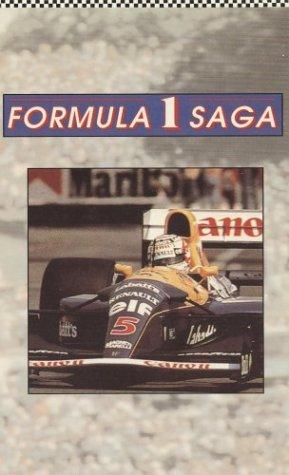 Formula 1 Saga 1-4 [Vhs]