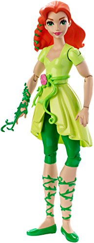 DC Super Hero Girls DMM38 - Bambola Poison Ivy Small Doll Super Hero