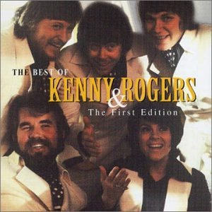 KENNY ROGERS - The Best Of Kenny Rogers & The First Edition - Zortam Music