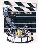 Hollywood Foil Spray Centrepiece