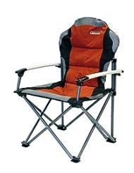 Quest Elite Comfort Plus Folding Camping Chair Heavy Duty - Max load 120kg