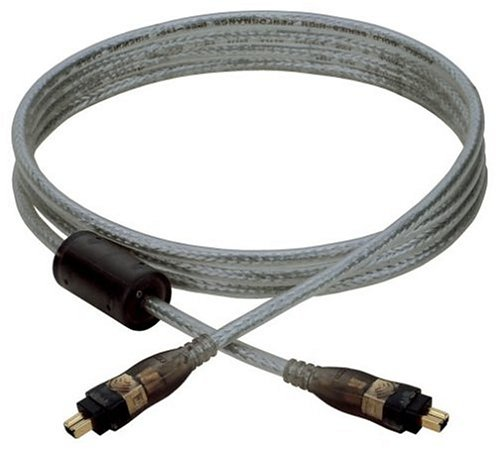 Buy Accell A003C-006H FireWire 1394 Gold 4-Pin 4-Pin Cable 6 FeetB0000DF30O Filter
