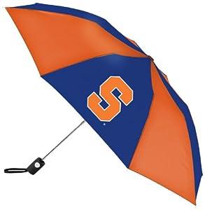 Buy NCAA Syracuse Orangemen Automatic Folding Umbrella by WinCraft