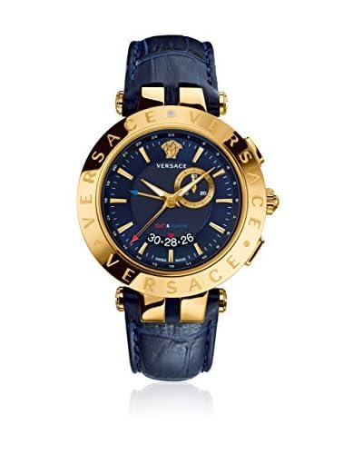 Versace Reloj con movimiento cuarzo suizo V-Race Get 29G 70D282 S282  46 mm