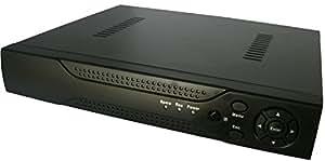 AHD&レガシー対応 セキュリティー再生録画機 4CH、ネットワーク、スマホ対応、HDD4TB迄対応、録画機能多数内蔵