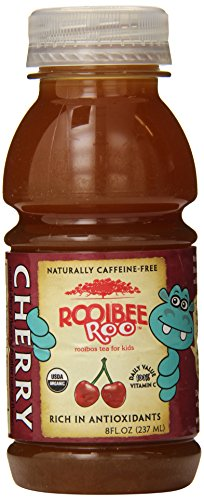 Rooibee Roo Tea, Cherry, 8 Ounce (Pack Of 12)