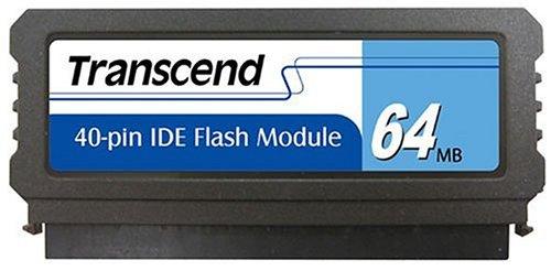 Transcend IDE Flash Module Vertical - Lecteur à état solide - 64 Mo - interne - IDE