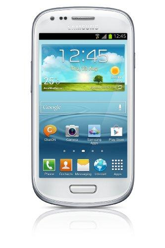 Samsung Galaxy SIII Mini UK Sim Free Smartphone - White