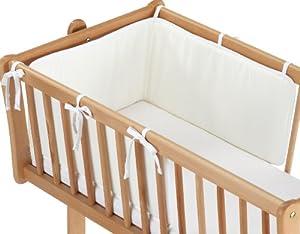 babybay 1219 tour de lit blanc fr b 233 b 233 s pu 233 riculture