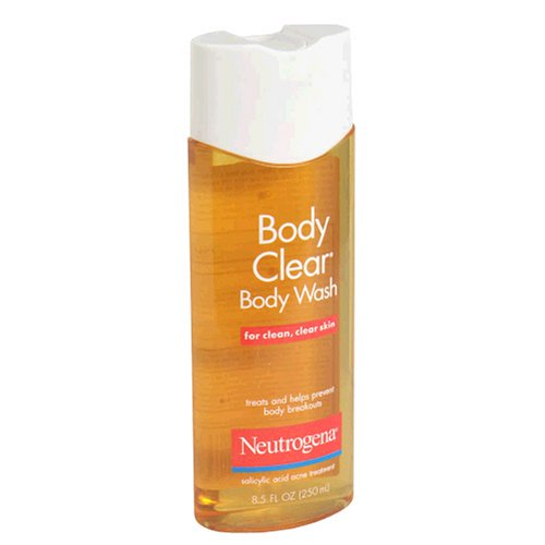 Neutrogena Body Clear Body Wash for Clean, Clear Skin, 8.5 Ounce
