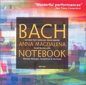 The Notebook Of Anna Magdalena - Johann Sebastian Bach - Highligh