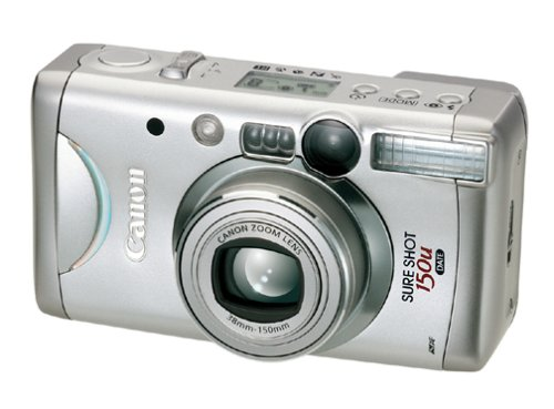 Canon Sure Shot 150u Automatic Compact 35mm Film Camera