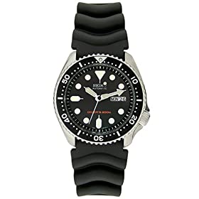Seiko Men's Diver's Automatic Watch #SKX007K