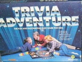Trivia Adventure Quiz Game - Buy Trivia Adventure Quiz Game - Purchase Trivia Adventure Quiz Game (Pressman, Toys & Games,Categories,Games,Board Games,Adventure & Story Games)