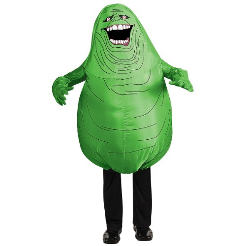Ghostbusters Inflatable Slimer Halloween Costume Idea
