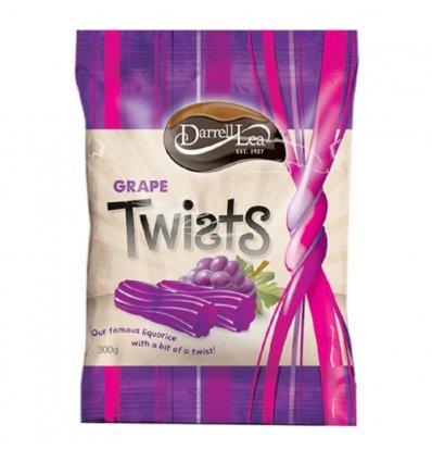 darrell-lea-grape-liquorice-twists-300g-x-12