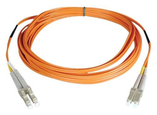 Tripp Lite N520-50M 165 Multimode Duplex 50 125 Fiber Optic Patch Cable LC LC - 50M 165 FeetB0000AZK02 : image