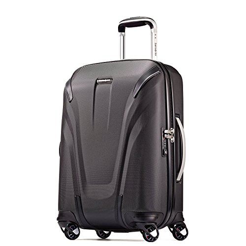 Samsonite Silhouette Sphere 2 Hardside Spinner HS 22, Black, One Size