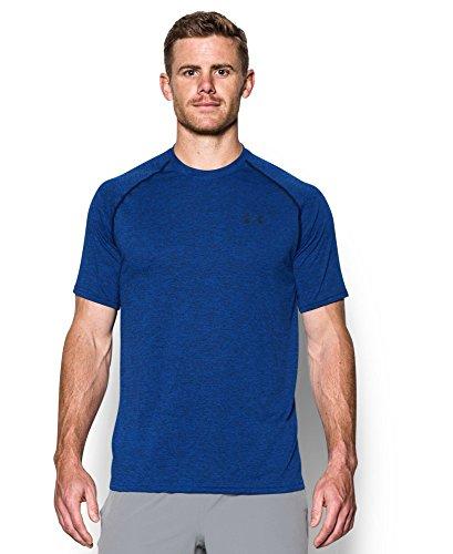 Under Armour Men's Tech Short Sleeve T-Shirt, Royal (404), XX-Large