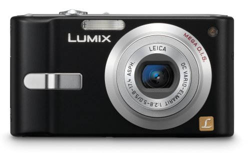 Panasonic Lumix DMC-FX12 is one of the Best Ultra Compact Point and Shoot Digital Cameras for Travel and Child Photos Under $200