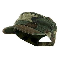 Enzyme Regular Army Caps-Camo W35S45B
