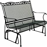 Metal Gliders Chairs Patio Lawn Garden